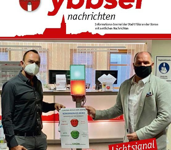 Cover Ybbser Nachrichten 7/2020