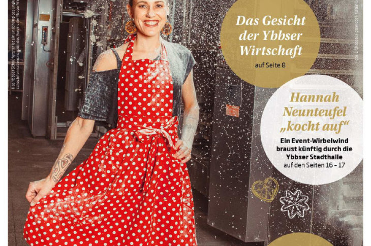 Cover Ybbser Schaufenster 04/2020
